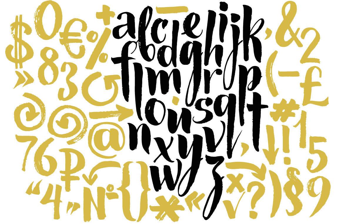 typography design typeface