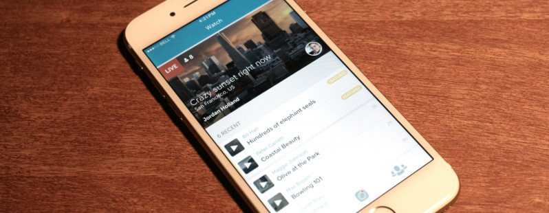 Twitter launches Periscope, its live video streaming Meerkat competitor