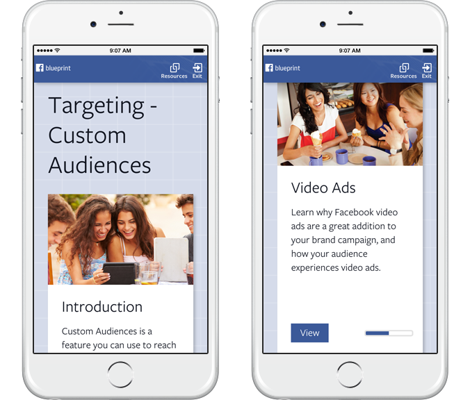 11057181 868951476476736 830129493 n Facebook launches Blueprint training and certification program for brands and marketers