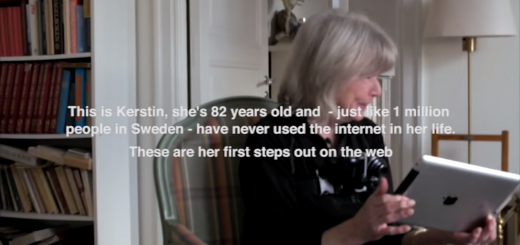 82yearold first internet