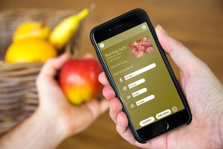 Apple Nutrition Blippar app visual overhaul aims to identify everything around you