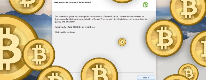Is uTorrent 'secretly' installing BitCoin mining software? Probably not.