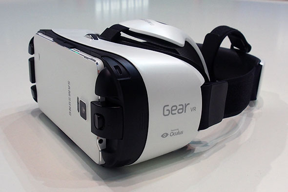 Samsung's GearVR is one of the best headsets around.