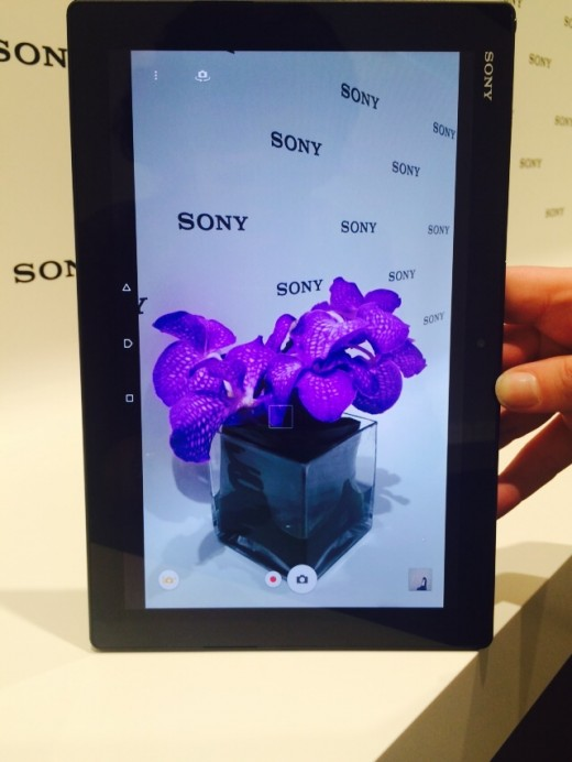 IMG 6411 520x692 Sony Xperia Z4 tablet: As close as it gets to an iPad on Android