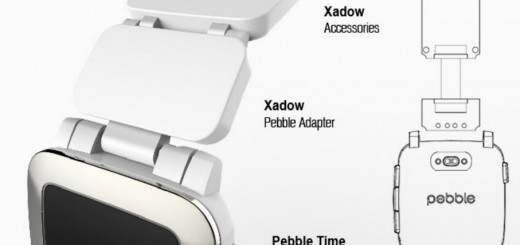 Pebble smartstrap 2
