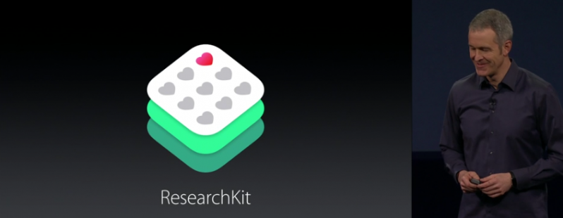 Apple announces ResearchKit to help medical researchers collect data
