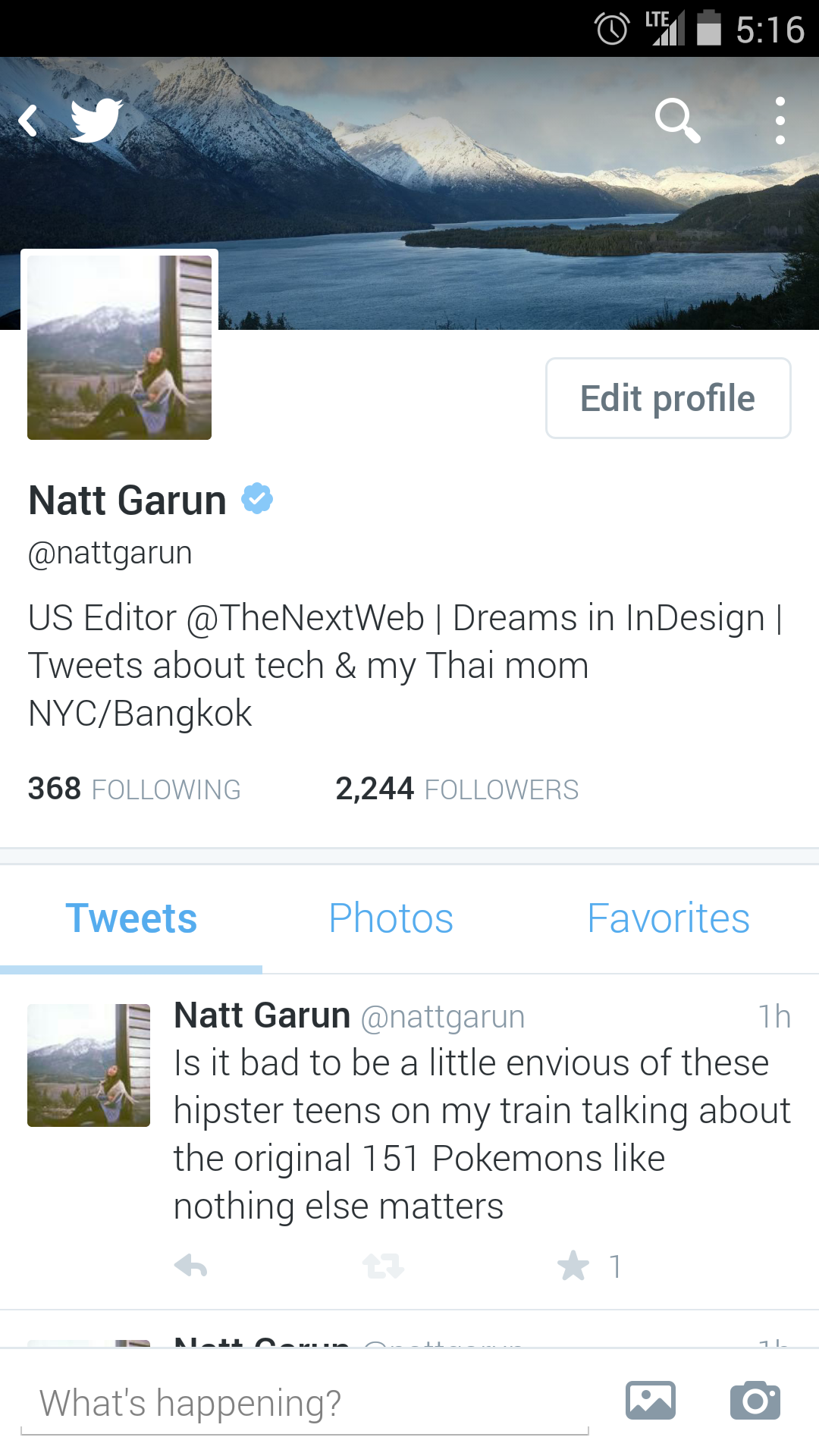 how to change twitter profile picture on mobile