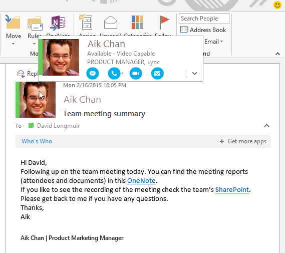 Skype for Business Get Ready 2 Microsoft releases Skype for Business technical preview