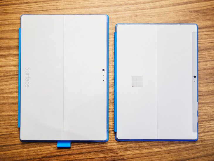 Hands On With Microsoft S 499 Surface 3 Arriving May 5