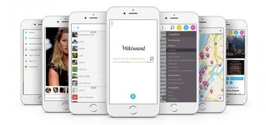 Wikiwand iPhone - Big Showcase