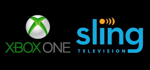 XboxOne_SlingTV_Logo Mashup