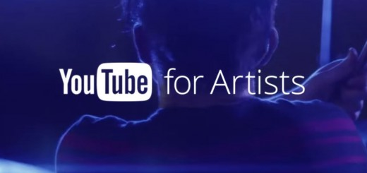 YouTube for Artists Bigger
