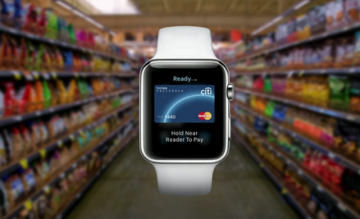 apple pay watch 520x316 How Apple Pay exposes security flaws in banking
