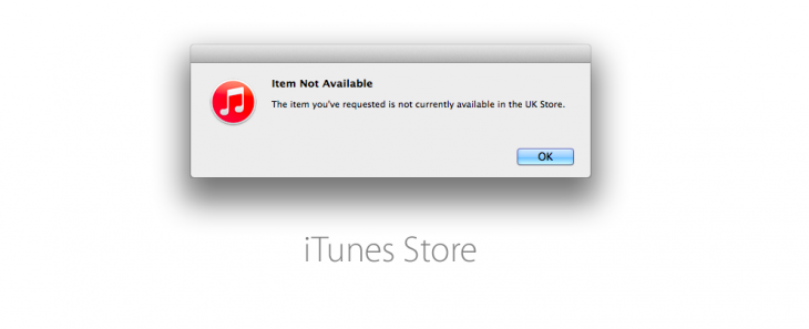 appstore 730x297 Apples App Store and iTunes Store down for many users worldwide