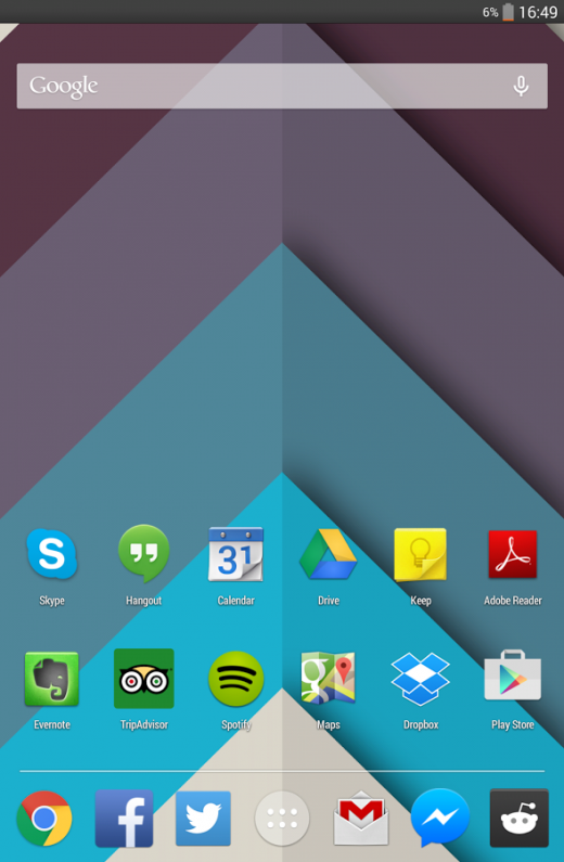 chrooma 520x795 The 15 best Android apps that use material design