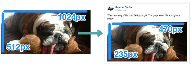 how to make size of photos smaller for upload