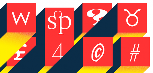 glyph 520x247 Kerning, and other aspects of typography explained