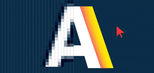 hinting 520x247 Kerning, and other aspects of typography explained