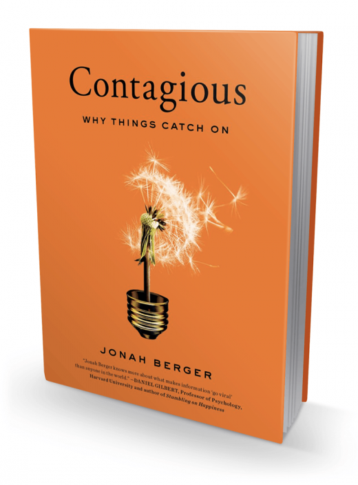 jonah berger 520x703 How to move readers to share your stories