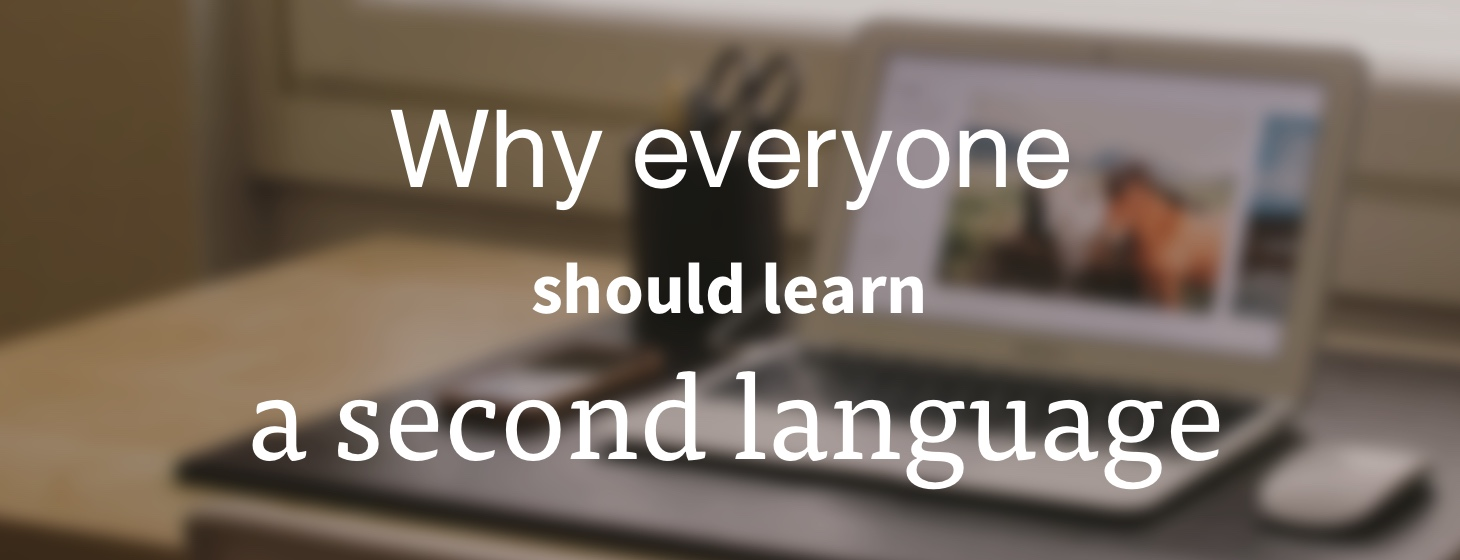 how people benefit from learning a second language Years ago people believed that learning a second language would confuse a child read more about the benefits of foreign language learning for kids.