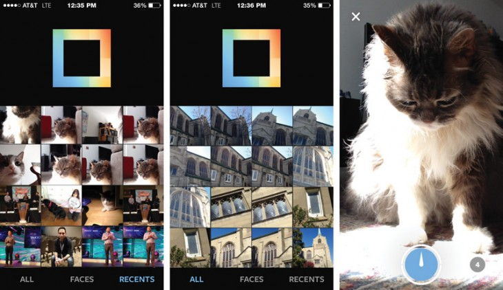 layout2 730x422 Hands on: Instagrams new Layout collage app for iOS is quick and easy, but lacks that wow factor