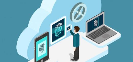 mobile security laptop fingerprint