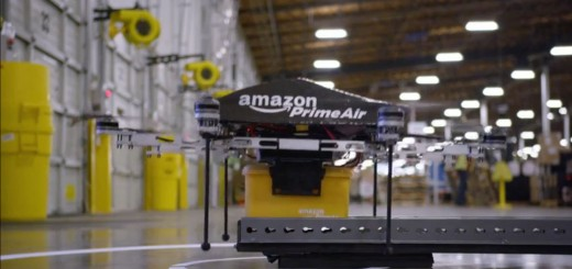 Amazon wants dedicated airspace for delivery drones