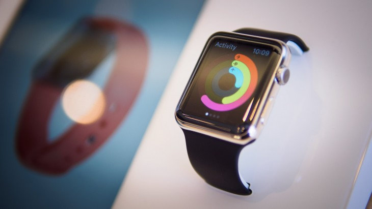 Apple Watch Activity Fitness