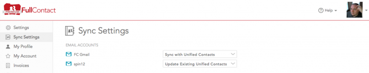 FullContact 730x146 Got multiple Google accounts? FullContact now keeps your contacts in sync across them all