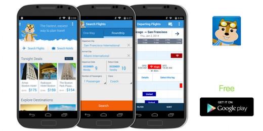 Hipmunk 520x260 The best money saving travel apps