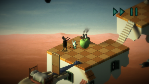 IMG 7530 520x293 Back to Bed is a beautifully dark iOS puzzler – and you can get it for free right now