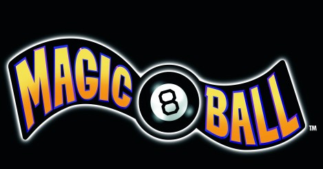 Magic 8 Ball Logo 1