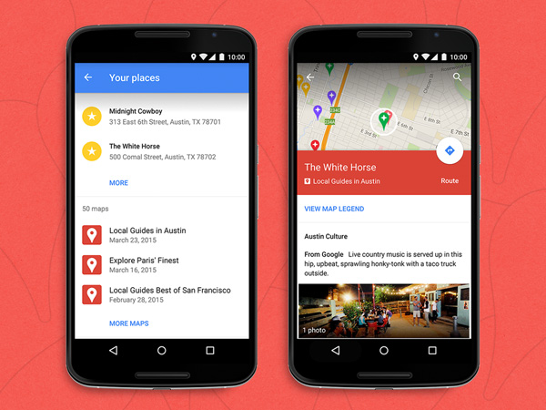 My Maps Android 11 of the best Android apps from March