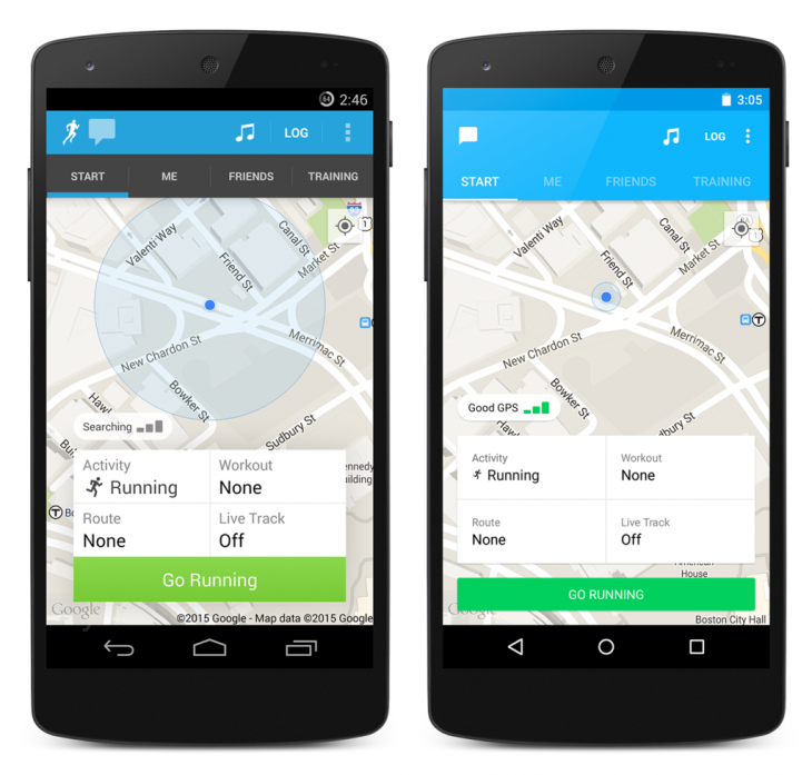 RunKeeper 730x697 730x697 11 of the best Android apps from March