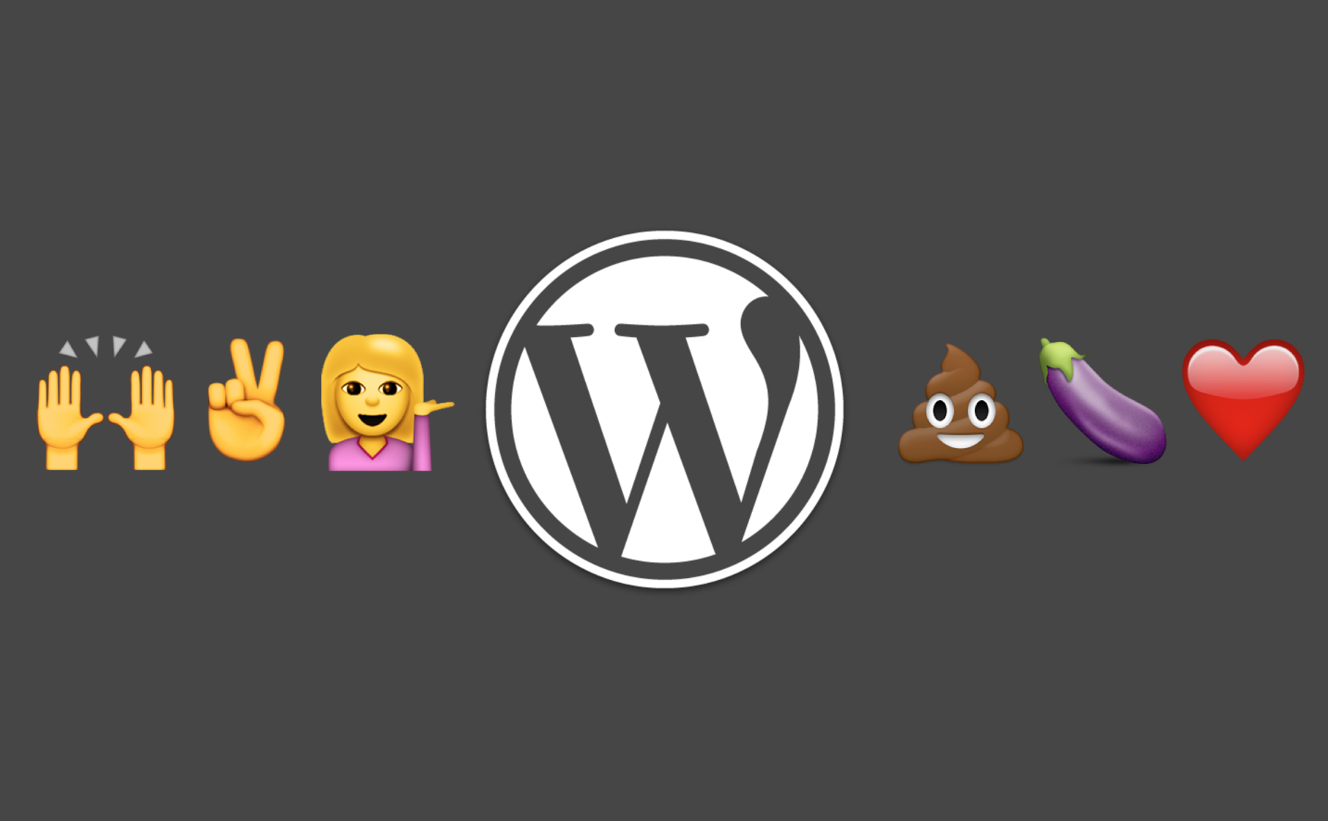 how to add an emoji to wordpress