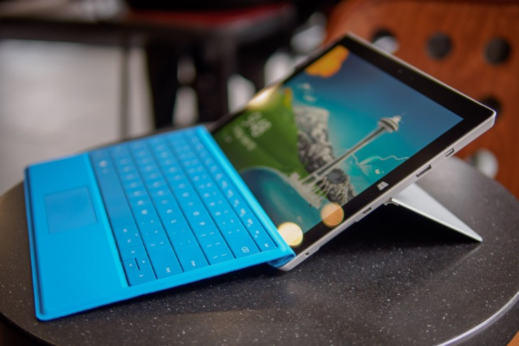 Surface 3 13 730x487 Review: The Surface 3 is the first Surface I can recommend to anyone