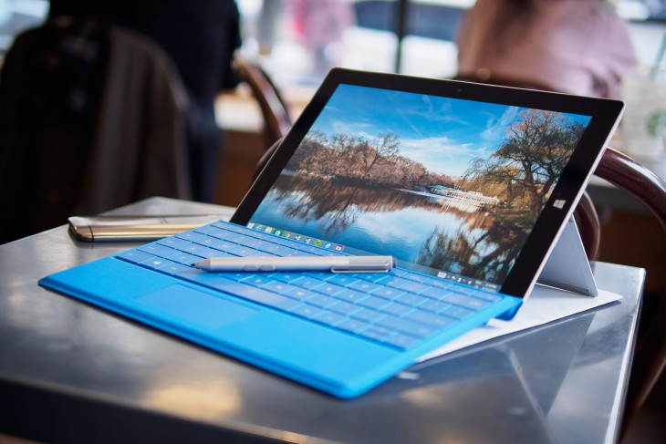 Surface 3-23