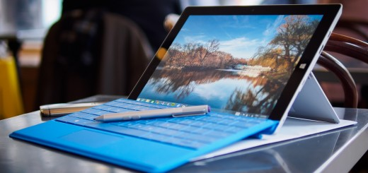 Surface 3-24