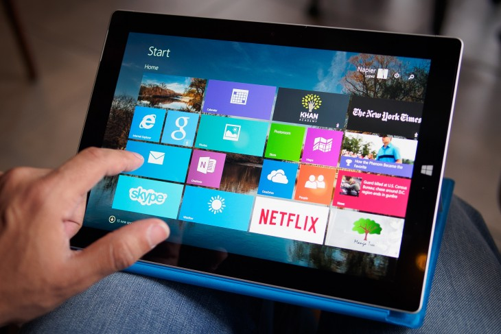 Surface 3 7 730x487 Review: The Surface 3 is the first Surface I can recommend to anyone