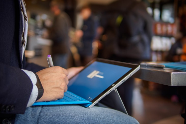 Surface 3 R 730x487 Review: The Surface 3 is the first Surface I can recommend to anyone