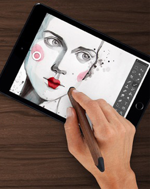 astropad15 Astropad now features deep integration with FiftyThree's Pencil stylus for creating art on the iPad and Mac