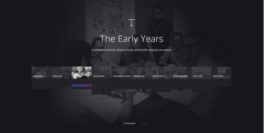 black 520x263 How to create the right emotions with color in web design