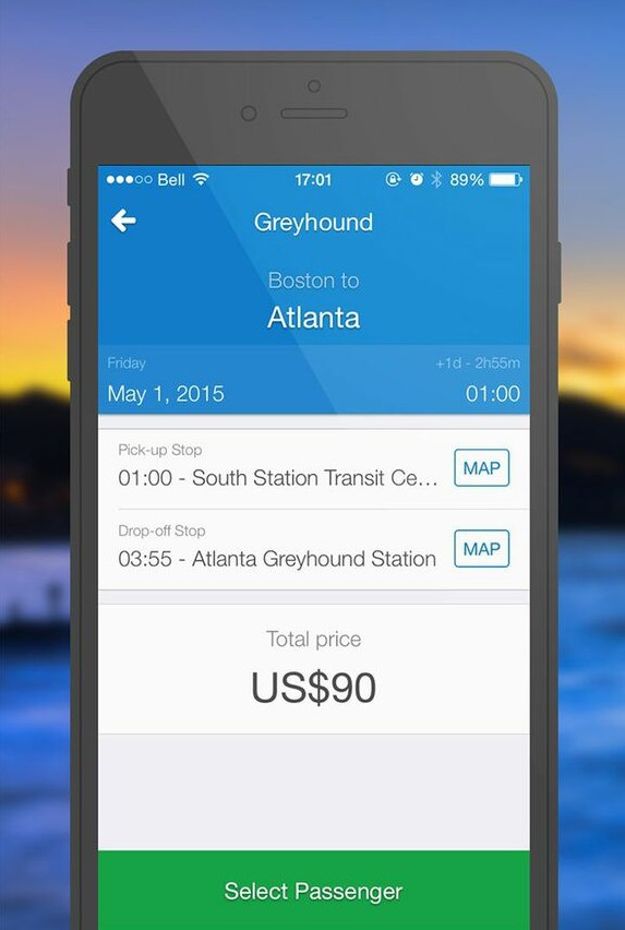 busbud app e1430175676699 Busbud for iOS brings its international bus booking service literally on the go