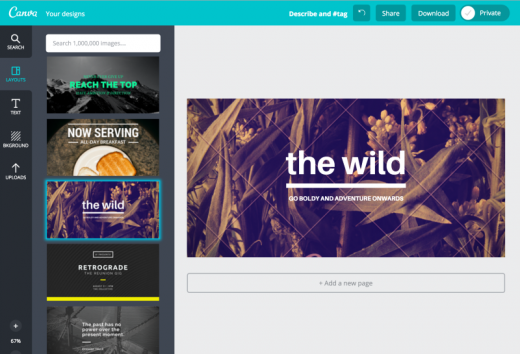 canva templates 800x545 520x354 11 ways to maximize engagement on your tweets