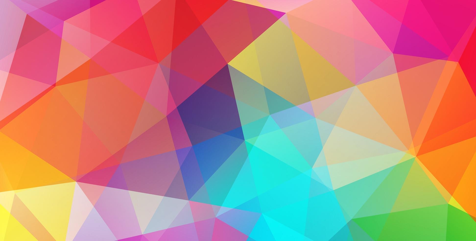 interior colorful wallpaper right - photo #30