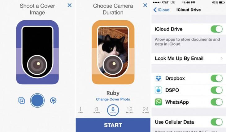 dspo1 730x428 Hipstamatic launches DSPO, a social photo album app for iOS