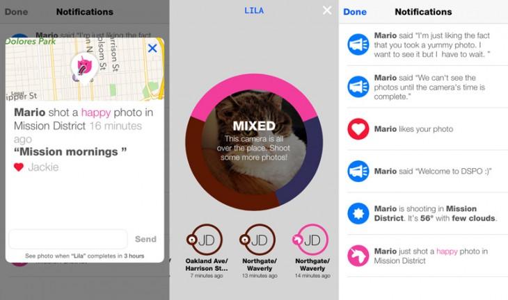 dspo13 730x432 Hipstamatic launches DSPO, a social photo album app for iOS