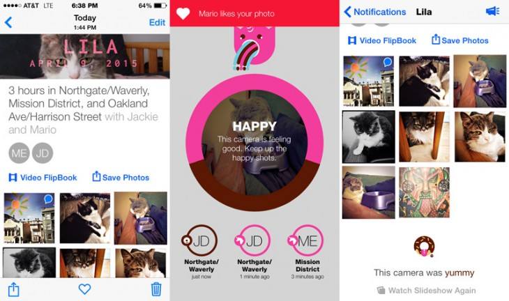 dspo15 730x432 Hipstamatic launches DSPO, a social photo album app for iOS