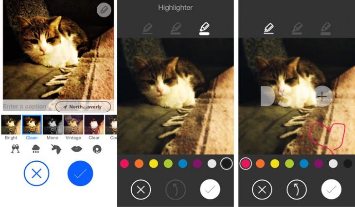 dspo3 730x426 Hipstamatic launches DSPO, a social photo album app for iOS