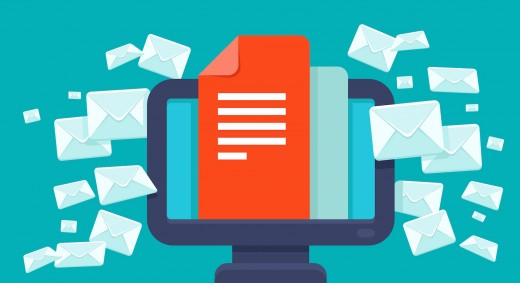 emailgrowthhacking 520x283 Why does email get such a bad rep for information overload?